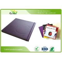 Buy cheap 70gram / 80gsm / 100gsm Hardcover Sketch Book , SGS Recycled Hard Bound Sketch Book from Wholesalers