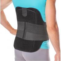 China LSO Back Brace With Cold / Hot Therapy Gel Pack For Slipped Or Herniated Disc on sale