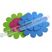 China Multipurpose Food Grade Silicone Kitchen Table / Cup Mat with 15.5 * 15.5cm, 8.5* 8.5cm on sale