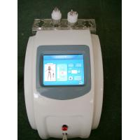 Cheap 40KHz Tripolar RF Slimming Beauty Machine And Skin Tighten System for sale