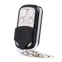 China Garage Door Gate Remote Control Key , 4 Channel Programmable Learning Key 433.92MHz on sale