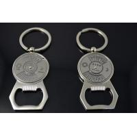 Cheap personalized bottle opener keychain with Perpetual Calendar for sale