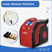 Cheap ND Yag laser picosure laser 532nm 1064nm 755nm pico laser Picosecond laser tattoo removal for sale