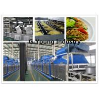 Buy cheap Automatic Fried Instant Noodle Making for frying and fried noodle production from wholesalers