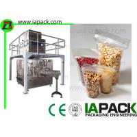 Cheap Automatic Premade Pouch Packing Machine For Seed Stand-Up Zip Bag Packing machine for sale
