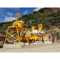 Cheap LQY-40 Mobile Asphalt Drum Mixers Machine for sale
