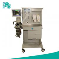 Cheap Hot selling 12'1 screen ICU special surgical Anestesia machine with vaporizer for sale
