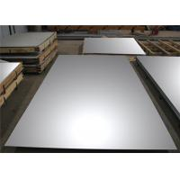 China ASTM , AISI 316L Stainless Steel Plate , Cold Rolled , Thickness 0.3mm - 3.0mm on sale