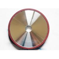 Cheap Cubic Boron Nitride Resinoid Grinding Wheels , Small CBN Abrasive Wheels for sale