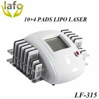 Cheap 14 Pads lipo laser slimming instrument/ 650nm diode lipo laser slimming device/ cheapest lipo laser machine for sale