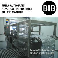 Cheap Fully-automatic 3-25 Litre Web Type Bags Filler Bag in Box Filling System for sale