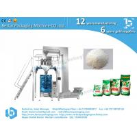 China Automatic washing powder packing machine with electrical weigher on sale