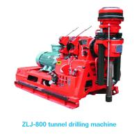 Cheap Zlj-800 Tunnel Core Drilling Rig for Underground Exploration for sale