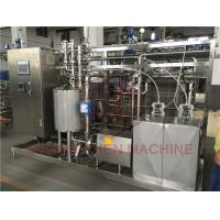 Cheap Small Fruit Juice Processing Equipment With Autoclave Sterilization Process for sale