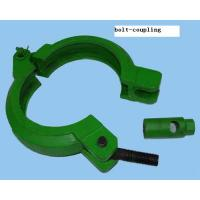 Dn mm hd bolt coupling concrete pump clamps of simiscasting
