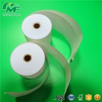 Cheap High Tensile Strength NCR Carbonless Paper 100% Wood Pulp Form Roll / Ream for sale