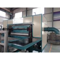 Cheap Durable Rotary Pulp Molding Machine 2000 - 6000pcs/hr For Egg Box for sale
