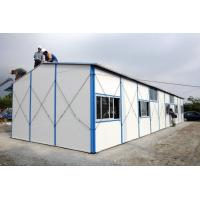 Cheap Malaysia China Newly Prefabricated House Steel Sheet Customied Room Color Structure T Type Mobile House for sale
