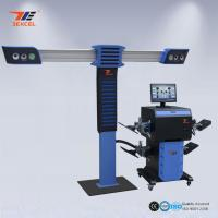 Cheap Diagnostic Car Workshop 3D Wheel Alignment Balance Machine With CE ISO Certificate for sale