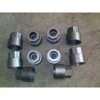 Cheap Customized Precision Investment Casting Galvanized Precision Machined Components for sale