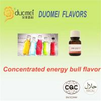 ISO FDA Food Essence Flavours PG Based Liquid Concentrated Energy Flavor