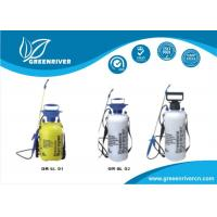 China 6L high pressure Electric Knapsack Weed Sprayer with minimum efforts on sale