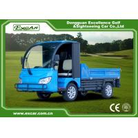 Buy cheap CE Approved Electric Utility Carts 72V 7.5KW KDS Motor Curtis Controller from wholesalers