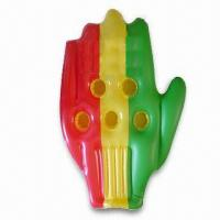 Cheap Inflatable Hand, Suitable for Promotional Purposes, Measures 41 x 80cm for sale