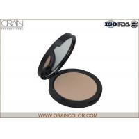 Cheap Waterproof Pressed Makeup Face Powder Matte Color Plastic Box Packing for sale