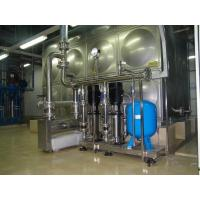 Cheap Energy Saving Constant Pressure Water Supply System Customized Model Stable for sale