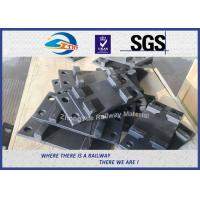 Quality High Tensile Steel Base Plate QT500-7 For Railway KPO / SKL Fastening System wholesale