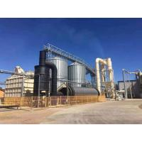 China Advanced Full Automatic Biomass Pellet Production Line , Biomass Energy Plant on sale