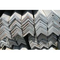 Cheap Custom Length Mild Steel Products Steel Angle With Equal and Unequal angle for sale