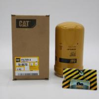 Cheap Excavator Heavy Equipment Filters For Caterpillar 320D Hydraulic Oil Filter for sale