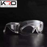 China Protective Safety Glasses Medical Eye Protection Anti-fog Safety Goggles on sale