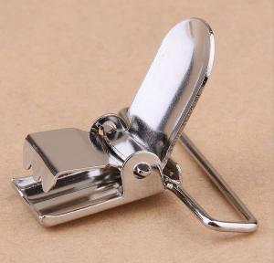 Cheap 3.5cm 2.5cm Customized Metal Cloth Belt Buckle strap for decorative Shoes / handbag for sale