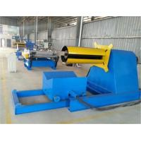 China 0.3-3 * 1600 Mm Steel Slitting Machine , Strip Slitting To Length Line on sale