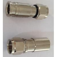 Cheap South America Market Female Compression Connector RG6 for sale