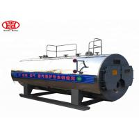 Cheap 70hp 1 Ton Industrial Steam Boilers , Diesel Oil Gas Fired Steam Generator steam Boiler for Paper Mill for sale