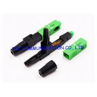 Cheap FTTH Fast Connector SC Fiber Optic Quick Connector UPC APC Available wholesale