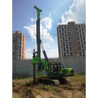 Buy cheap Building Construction KR80A Hydraulic Piling Rig Machine / Piling Driving from wholesalers