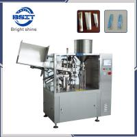 Cheap Automatic soft tube /metal tube Filling and Sealing Machine (inner-heating type) Bnf- 60A for sale