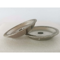 Cheap CBN Cast Iron Electroplated Diamond Grinding Wheels for sale