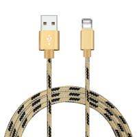 China 1 3 Meter Apple Certified Charging Cable Iphone 5 iPad iPhone X 2A Charger on sale