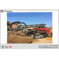 Cheap Open Pit DTH Drill Rig Machine  Separated Type 30m Depth 140mm Diameter for sale