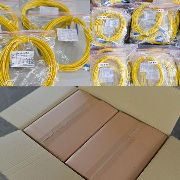 10 Gig Om4 Fiber Patch Cord Lc Lc Duplex Fiber Patch