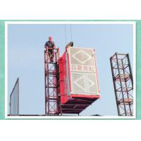 Cheap Standard Painted Tie In For SC200/200 650mm*650mm*1508mm Mast Construction Hoist wholesale