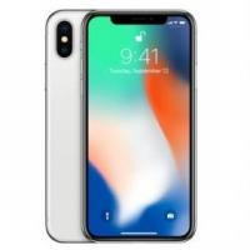 Quality Brand New Apple Iphone X Silver 64GB Unlocked Phone wholesale