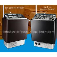 Cheap Electric Sauna Heater Steam Room Equipment 4.5KW 60HZ With CON4 Controller for sale