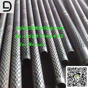 Cheap zinc-coated bridge slot filter pipe for sale